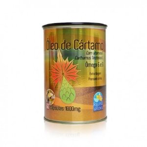 Oleo de Cartamo com Vitamina E - Fauna & Flora