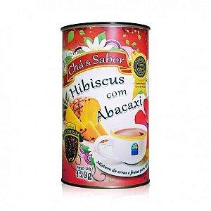 Chá de Hibiscus com Abacaxi - Fauna & Flora
