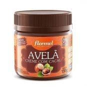 Creme de Avelã com Cacau, Zero - Flormel