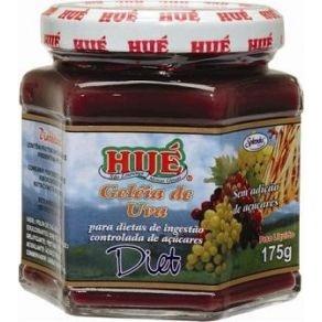 Geleia de Uva Diet, 175g - HUÉ
