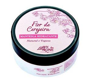 Manteiga Hidratante Flor de Cerejeira 196g