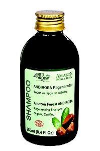 Shampoo Andiroba Certificado Ecocert 250ml