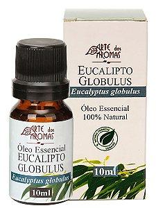 Eucalipto Globulus Óleo Essencial 10ml