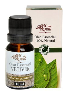 Vetiver Óleo Essencial 10ml