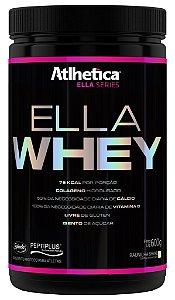 Whey Feminino Ella Whey - 600g - Atlhetica Nutrition