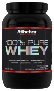 Whey Protein 100% Pure (2lb) 900g