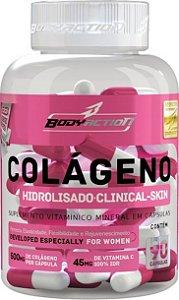 Colágeno Hidrolisado 90 Cápsulas