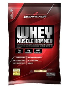 Whey Muscle Hammer 1,8 kg