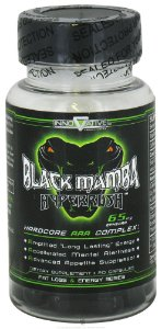 Black Mamba Importado Original Hyperrush