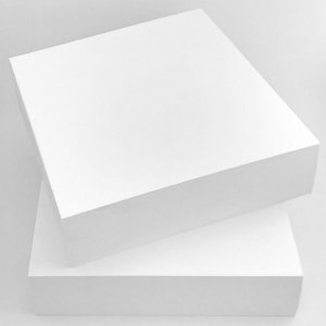 PAPEL CARTÃO Easysheet VersaPic  WX190( 40 x 125 cm ) 190 g/m² COM RESINA HOTMELT   100UN