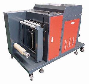 Envernizadora UV Total de Alta Produção roll-to roll  UV350RR