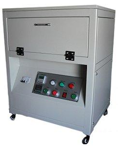 """Encadernadora Industrial de Álbuns Fotográficos – Unidade """"Stand Alone"""" de Prensagem a Quente- Modelo Oven4050"""