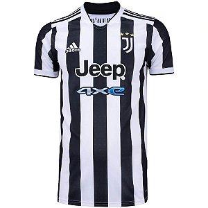 Camisa Juventus I 21/22 adidas - Masculina