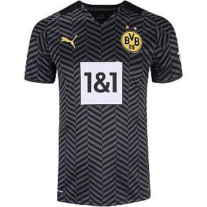 Camisa Borussia Dortmund II 21/22 Puma - Masculina