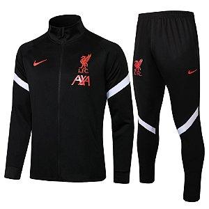 Conjunto Liverpool 21/22 Nike - Masculina