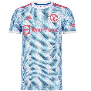Camisa Manchester United II 21/22 adidas Torcedor - Masculina