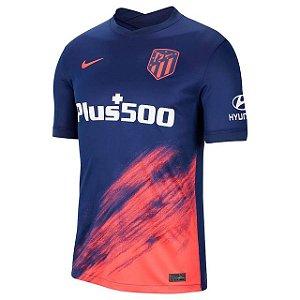 Camisa Atlético de Madrid II 21/22 Nike - Masculina