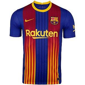 Camisa Barcelona IV 20/21 Nike - Masculina
