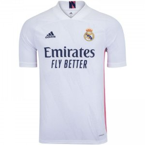 Camisa Real Madrid I 20/21 adidas - Masculina