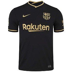 Camisa Barcelona II 20/21 Nike - Masculina - s/n°
