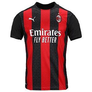 Camisa Milan I 20/21 Puma - Masculina