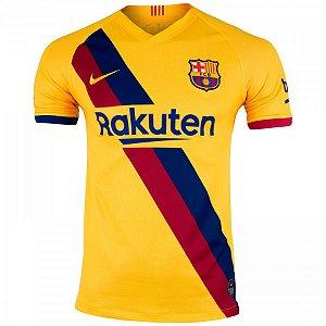 Camisa Barcelona II 19/20 Torcedor Nike Masculina - s/n°