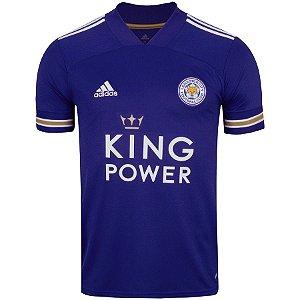 Camisa Leicester I 20/21 adidas - Masculina
