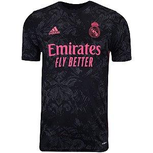 Camisa Real Madrid III 20/21 adidas - Masculina