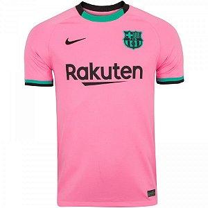 Camisa Barcelona III 20/21 Nike - Masculina