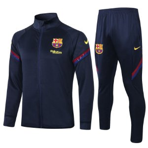 Conjunto Barcelona 20/21 Nike - Masculina