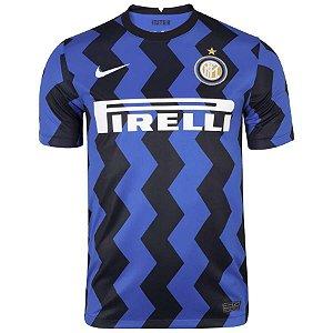 Camisa da Inter de Milão Home 20/21 s/nº Torcedor Nike Masculina