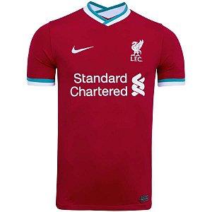 Camisa Liverpool I 20/21 Nike - Masculina