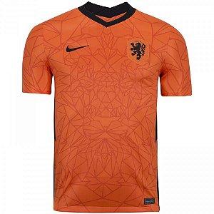 Camisa Seleção da Holanda I 20/21 Nike - Masculina