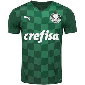 Camisa do Palmeiras I 2021 Puma - Masculina