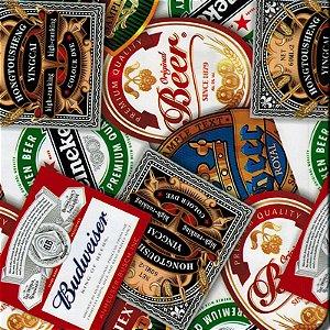 Película - Cervejas - CV475  (METRO QUADRADO)