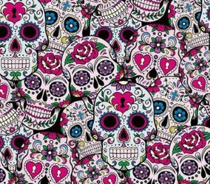 Película - Skull Mexican - SM545