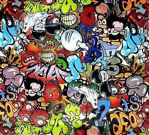Película - Grafitti 2 - GR002