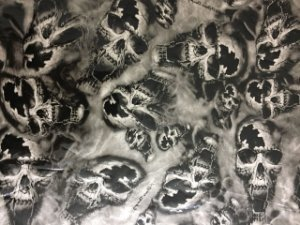 Película - Caveira Crânio - KA742