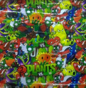 Película - Zombi Plants - ZF3571