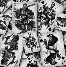 Película - Cartas Cavaleiros - CV879