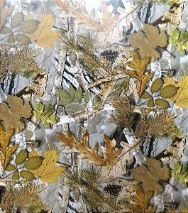 Película - Camuflado Folha 9 - CF08789