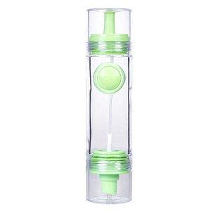 Pulverizador Spray De Óleo Ou Vinagre 2 Em 1 Verde - Ref. Ch23
