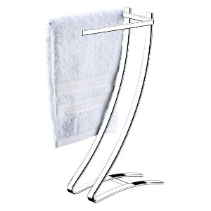 Porta Toalha Toalheiro De Bancada Banheiro Cozinha Lavanderia - Ref. 1031