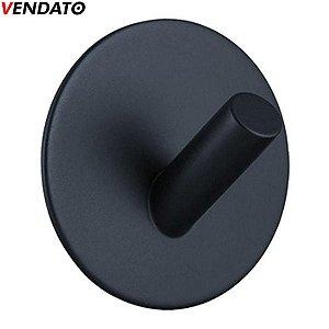 Gancho Adesivo Inox Cabide Multiúso Porta Utensílios Cozinha Banheiro Quarto Escritório Loja - CH95