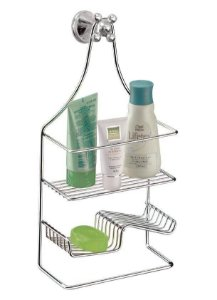 Suporte Para Shampoo E Sabonete De Bancada, Box Ou Registro - Ref. 860