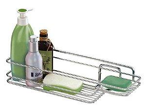 Suporte Para Shampoo E Sabonete De Parede - Superiore - Ref. 998