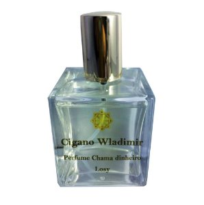 Perfume do Cigano Wladimir