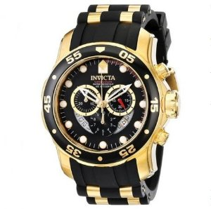 bdb2141a6af Relógio Invicta Men s 6981 Pro Diver Collection Chronograph Black