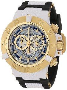 1c24336401e Relógio Invicta Subaqua 5515 Noma lll Azul - Lojas Factory ...