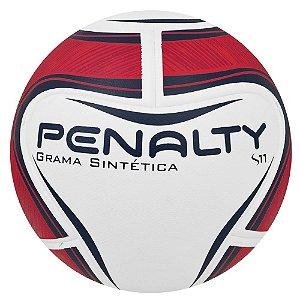 Bola de Society Penalty S11 R1 KO Vermelha